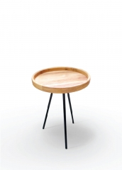 NAMPAN ROUND SIDE TABLE